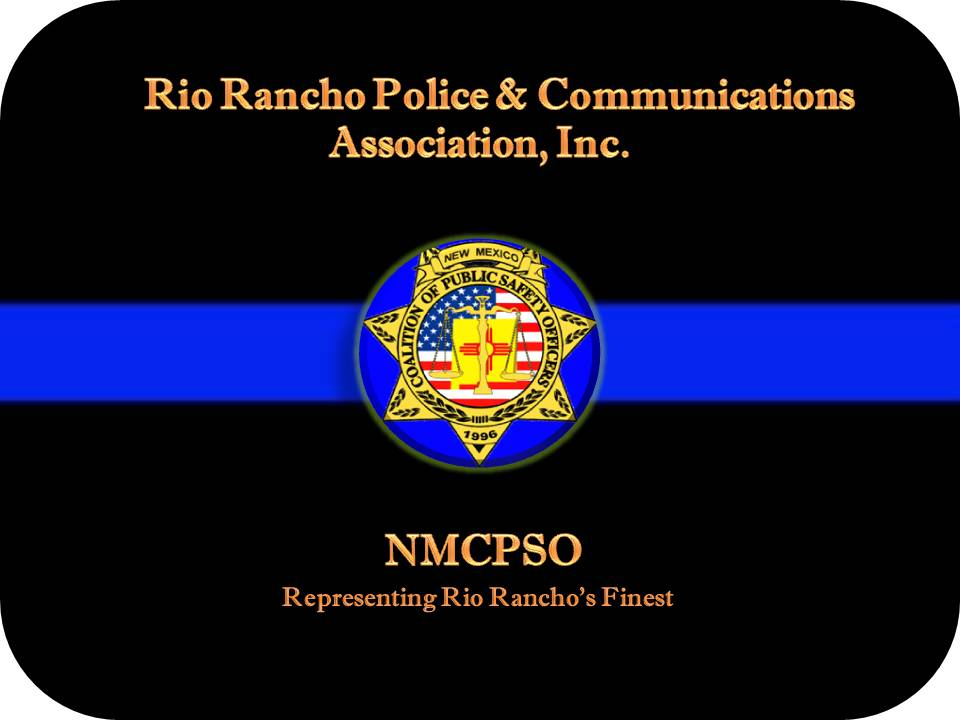 Rio Rancho Police and Communications Association