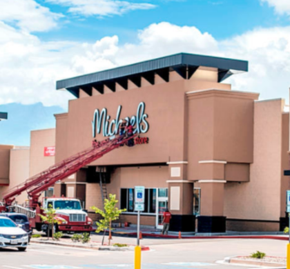 Enchanted Hills center adds four stores