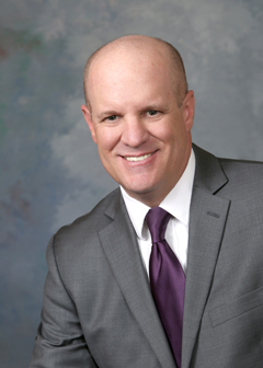 Rep. Tim Lewis Stands with Gregg Hull