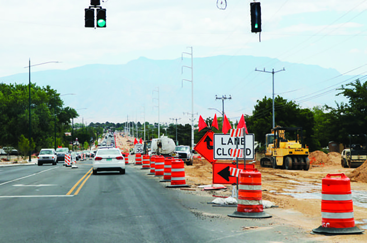 On the roads again : Mayor Gregg Hull talks in depth about fixing RR's roads