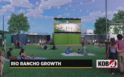 Container park slated to be built in Rio Rancho